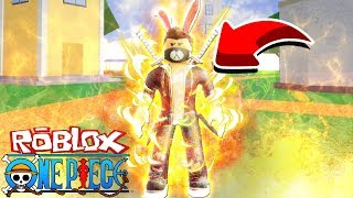DID I LEARN THE STRONGEST ATTACK ON BLOX PIECE? -One Piece (ROBLOX) #7 ‹ BRUNINHO ›