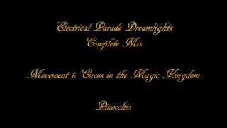 エレクトリカルパレード・ドリームライツ・コンプリートミックス2013 Electrical Parade Dreamlights Complete mix 2013