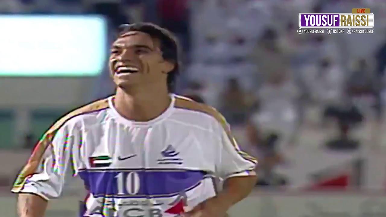 رودريغو العين x الوصل 2004