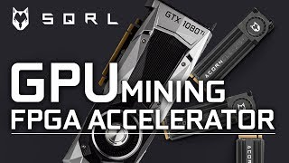 Boost Your GPU Mining Speeds with Acorn FPGA Accelerators?