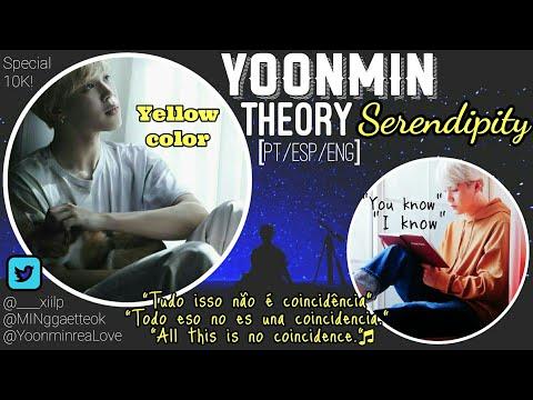 Yoonmin (Teoria|Theory) serendipity [PT/ESP/ENG] Special 10K!
