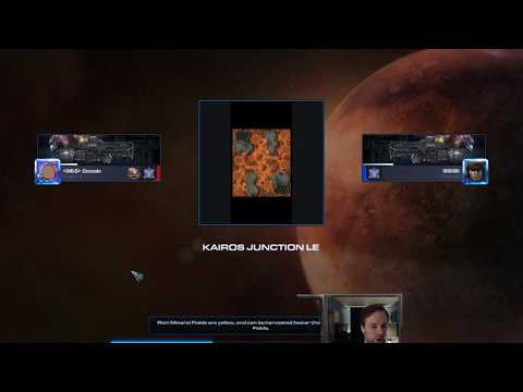 Mass Ravens vs Mass Thors + Ghosts - Masters TvT - Starcraft 2