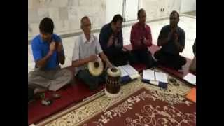 Bhajan at Shree Ramkabir Mandir 2