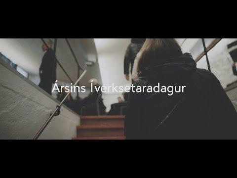 Ársins Íverksetaradagur 2016