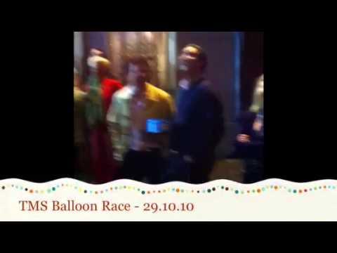 Thurles Musical Society Balloon Race 29.10.10