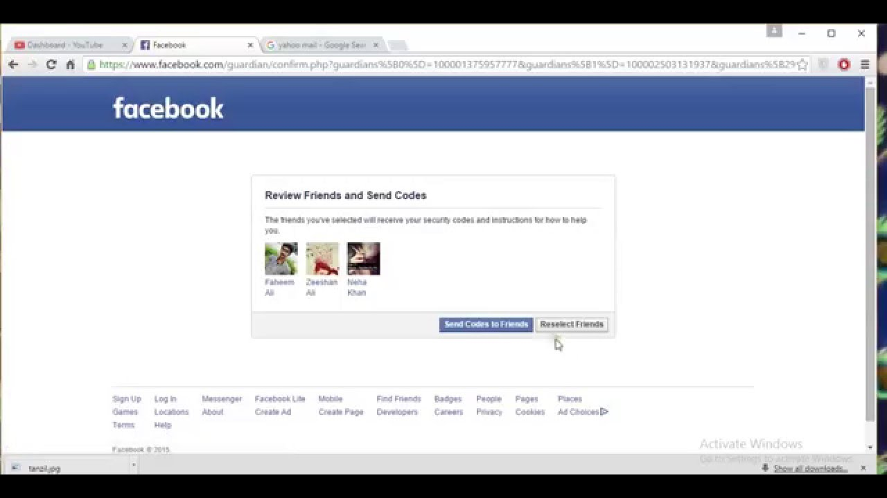 How to reset your facebook fb password without email 100 working how to reset your facebook fb password without email 100 working youtube ccuart