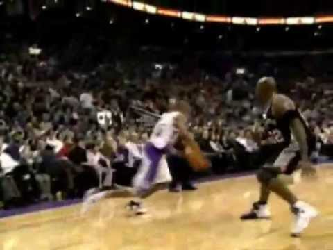 Vince Carter Dunk Mix: Never Let Me Down