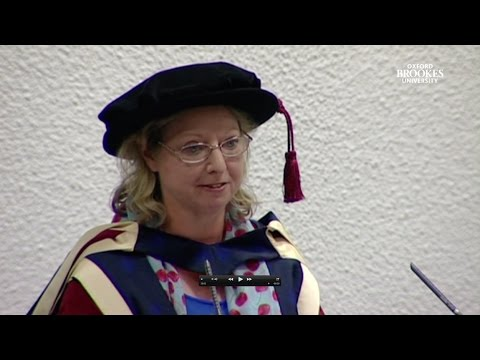 Dame Hilary Mantel's Honorary Doctorate acceptance speech