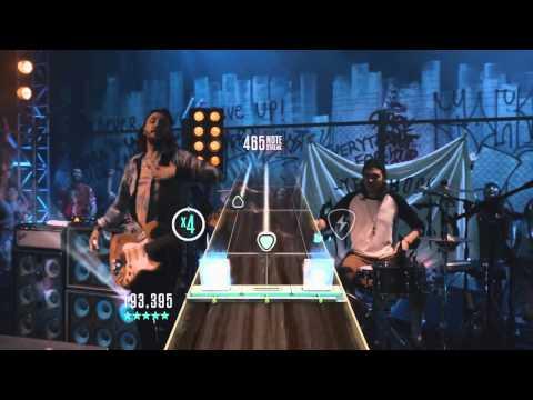 The Rock Show  Blink 182  Guitar Hero  100% FC #2