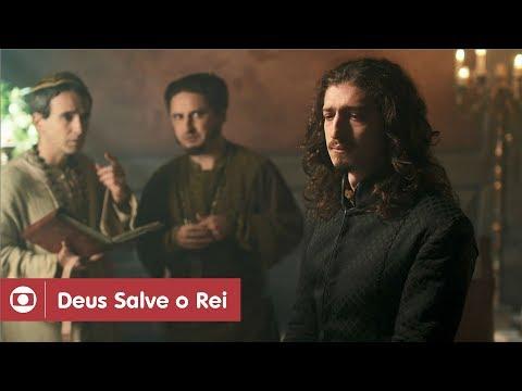 Deus Salve O Rei: capítulo 75 da novela, quinta, 5 de abril, na Globo