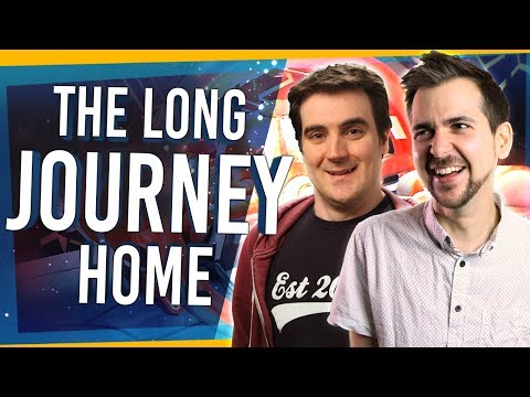 BIG RED BALLS | The Long Journey Home #1