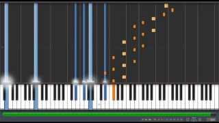 Hakua Byoutou - .hack//Roots // ALI PROJECT (Synthesia)