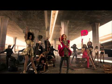 Beyoncé - Run The World (Girls) [Instrumental]