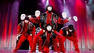 GANGNAM STYLE by  Jabbawockeez only for youtube