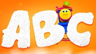 ABC for Kids | Bob the Train Learning Videos & Nursery Rhymes