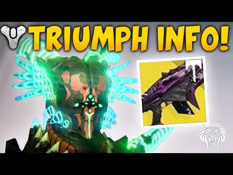 Destiny: AGE OF TRIUMPH INFO!  Year 3 Pocket Infinity, Exotic Buff, Nechrochasm Quest & Patch 2.6.0