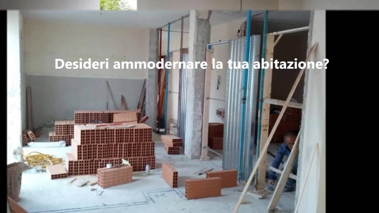 Idee ristrutturazione casa  EDILNEIT  YouTube