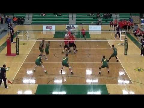 University of Calgary vs U of A 09/25/2015