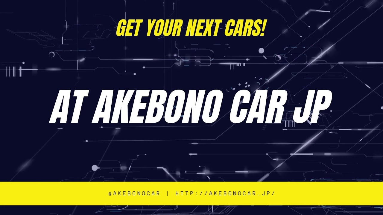 USED CARS FROM AUCTIONS (AKEBONO)