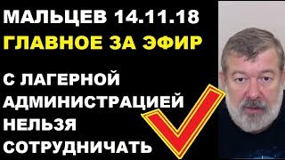 Мальцев 14.11.18 главное