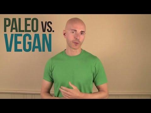 Paleo vs. Vegan?