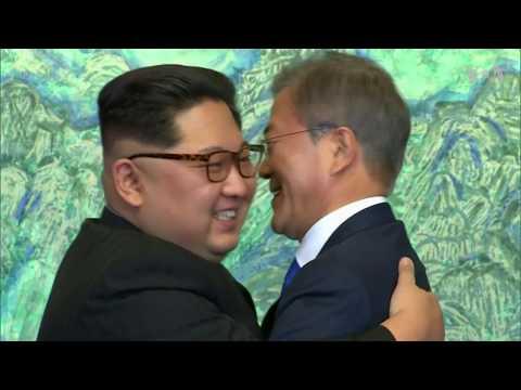 Inter Korean Summit Highlights