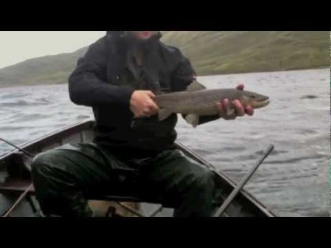 Delphi Lodge - Sea Trout Fishing Doo Lough Ireland.mov