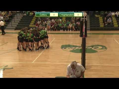 TCHS Varsity Volleyball vs Lake Highland Prep Post Season October 25