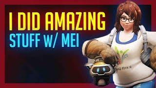 I Did Amazing Stuff with Mei