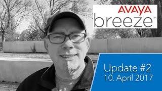 Avaya Breeze Update April 10 - VipCOM & ITK