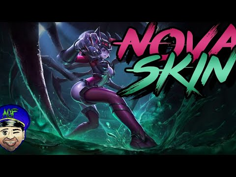 Lilith - Nova Skin + Build - Heroes Evolved