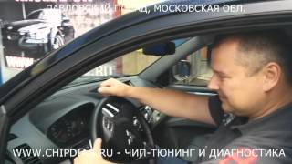 Отзыв Владельца Pajero Sport 2014  (прошивка клубной машинки Pickupclub.ru)