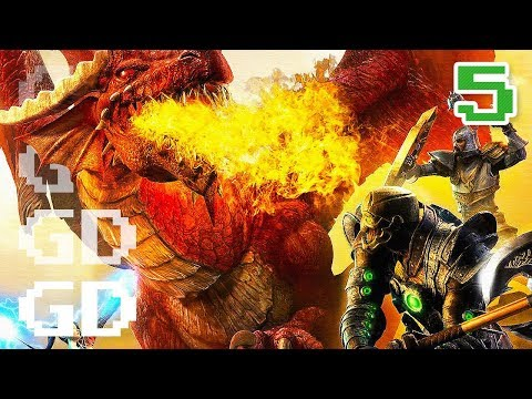 Dungeons and Dragons Online Gameplay Part 5 – Underground Complex – DDO Let's Play Series