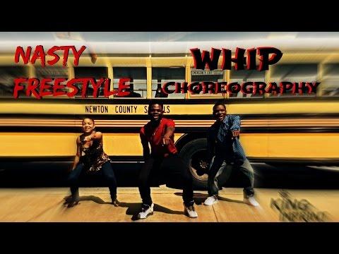 @KingImprint 20/20 Choreography Twayne Nasty Freestyle Whip