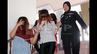 Three Indonesian women gets jail, fine for prostitution