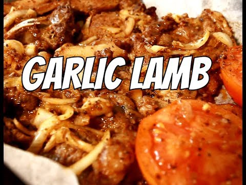 Garlic Lamb Recipe From How To Make Best Lamb | Chef Ricardo Cooking