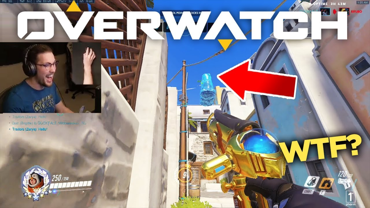 Overwatch MOST VIEWED Twitch Clips of The Week! #118