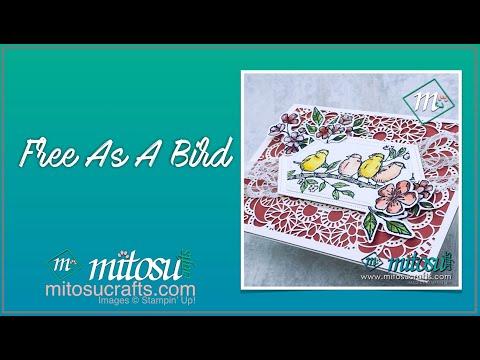 Free As A Bird Video Tutorial thumbnail