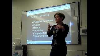 Phonological awareness, phonemic awareness, and phonics