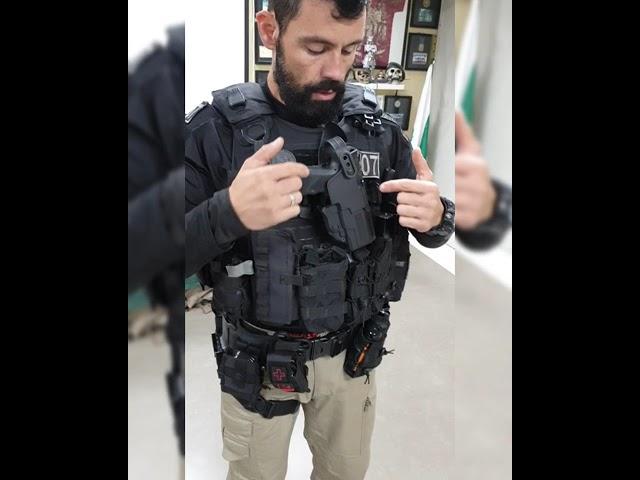 Lançamento - Coldre Force Police Maynard's