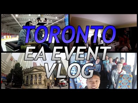 "Vlog #2.  xTech Does Toronto!  "" Trip Of A Life Time"""