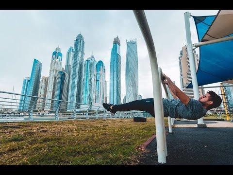 DUBAI INTERNATIONAL CALISTHENICS!