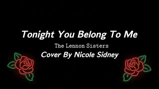 Tonight you belong to me lyrics cover misellia video