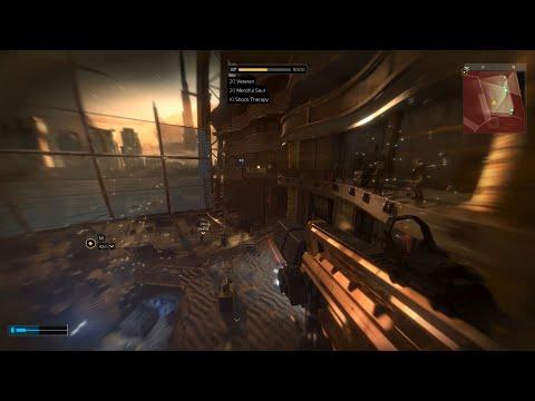 Deus Ex: Mankind Divided Smooth Stealth Kills(Dubai)(All Augs)(PC/Ultra 60 FPS)