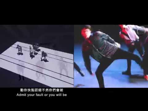 EXO/LUHAN - Lotto / Roleplay ( MashUp ♪ )