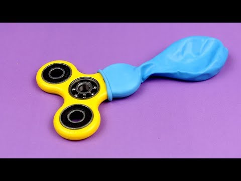 20 AWESOME BALLOON TRICKS