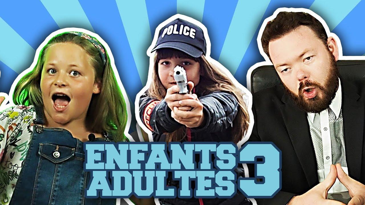 SI LES ENFANTS ÉTAIENT ADULTES 3 - Daniil le Russe