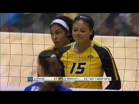 Florida Vs Missouri Oct 30 | Women Volleyball 2019