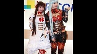 ゲーム好きグラビアアイドルの倉持由香と吉田早希が18日、PRキャラクタ...