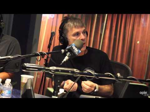 Bruce Dickinson @IronMaiden talks cancer and recovery  - @OpieRadio @JimNorton